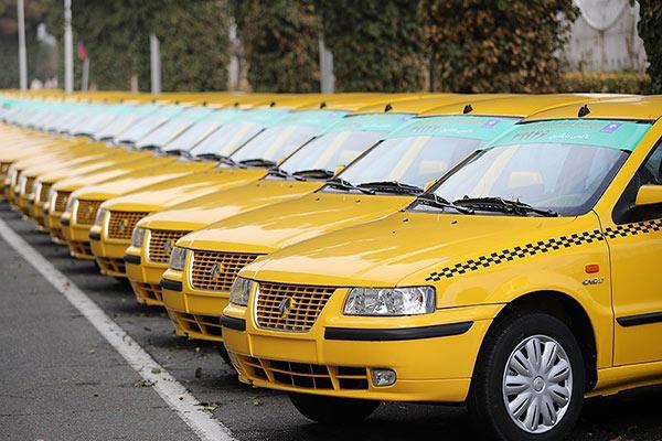 تصویر نوسازی تاکسی