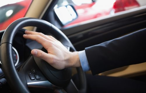 تدابیر تاکسیرانی برا بوق زدن رانندگان