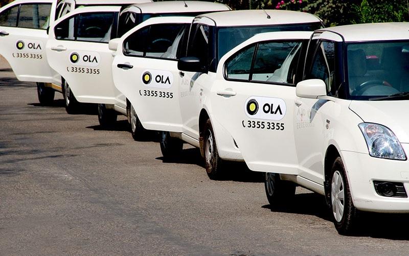 تاکسی رادیویی در تاکسیرانی در هند
