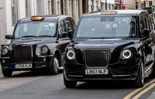 تاکسی سیاه لندن
