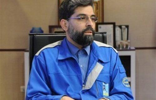 تصویر مدیر عامل ایران خودرو
